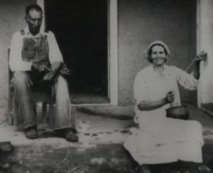 Fracisquita and Isidoro Trujillo Spinning 1929